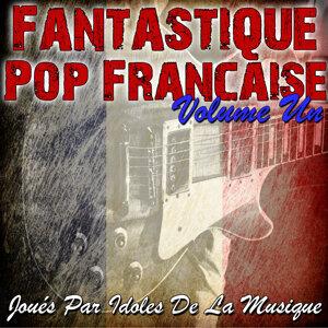 Fantastique Pop Française Volume Un