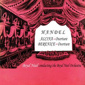 Handel Alcina Overture
