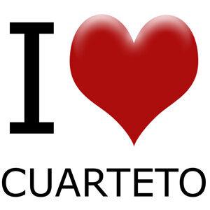 I love Cuarteto