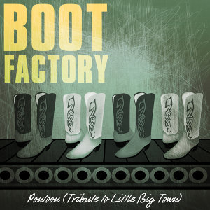 Pontoon (Tribute to Little Big Town) - Single