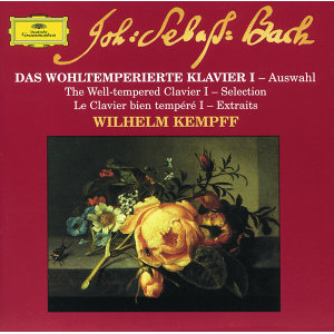 Bach: The Well-tempered Clavier I - Selection - CD 18
