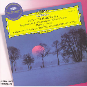 "Tchaikovsky: Symphony No.1 in G Minor op.13 ""Winter Dreams"""