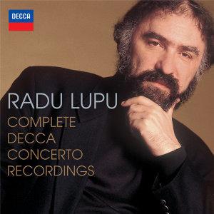 Radu Lupu: Complete Decca Concerto Recordings