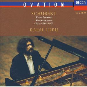 Schubert: Piano Sonatas in A major; A minor; E major