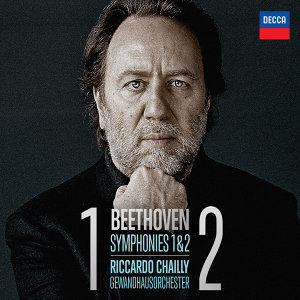 Beethoven: Symphonies Nos.1 & 2