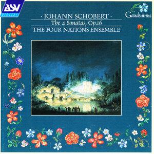 Schobert: The 4 Sonatas, Op.16