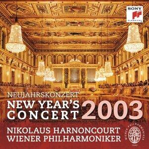 Neujahrskonzert / New Year's Concert 2003