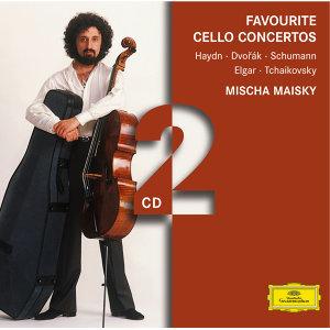 Favourite Cello Concertos - 2 CD's