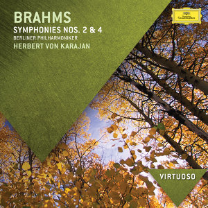 Brahms: Symphonies Nos.2 & 4