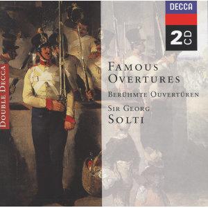 Famous Overtures - 2 CDs