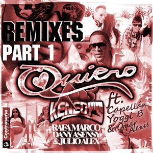 Quiero (Remixes Part. 1)