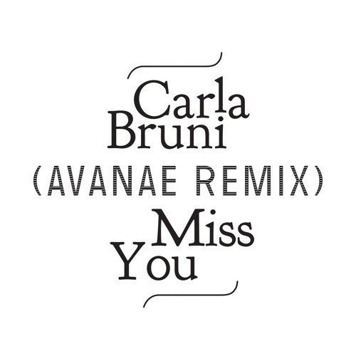 Miss You - Avanae Remix