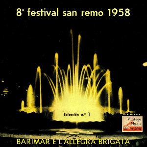 "Vintage Dance Orchestra Nº 78 - EPs Collectors, ""8º Festival San Remo 1958"" Accordion"