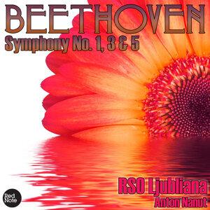 Beethoven: Symphony No. 1, 3 & 5
