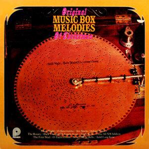 Original Music Box Melodies Of Christmas