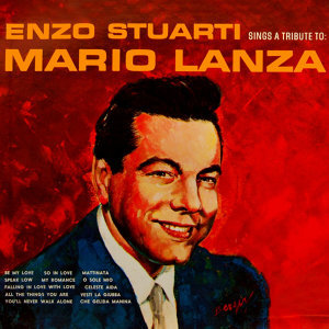 Sings A Tribute To Mario Lanza