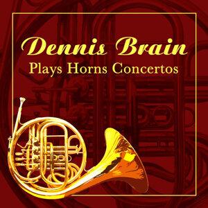 Plays Horns Concertos