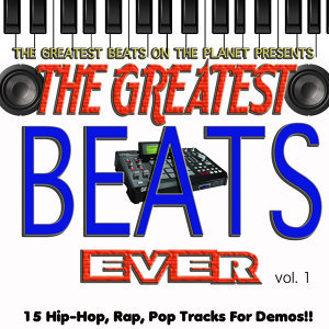 Hot Hip-Hop, Rap, Pop Tracks, Beats and Instrumentals Royalty Free for Demos Vol. 1