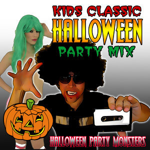 Kids Classic Halloween Party Mix