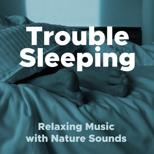 Trouble Sleeping- Relaxing Music with Nature Sounds (Rain, Ocean Waves, Sirens)