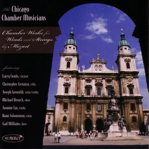 Chamber Works For Winds And Strings By Mozart
