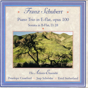 Schubert: Piano Trio In E-Flat, Op. posth. 100