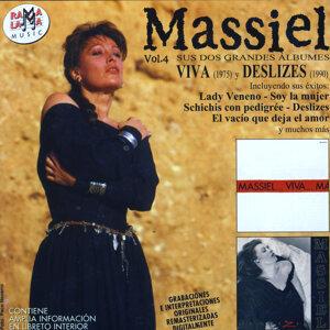 Massiel Vol.4: Sus Dos Grandes Álbumes Viva (1975) y Deslizes (1990)