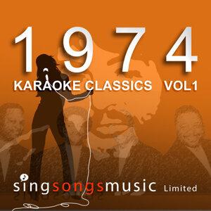 1974 Karaoke Classics Volume 1