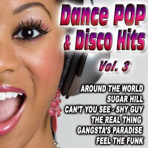 Dance Pop & Disco Hits Vol.3