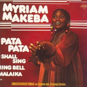 Miriam Makeba Live In Paris, France - Théâtre des Champs-Elysées