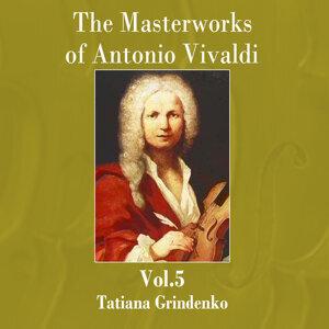 The Masterworks of Antonio Vivaldi, Vol. 5