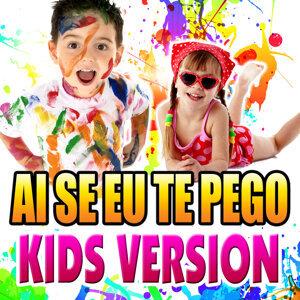 Ai Se Eu Te Pego (Kids Version) - Single