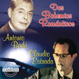 Antonio Badu/Claudio Estrada - Dos Bohemios Romanticos