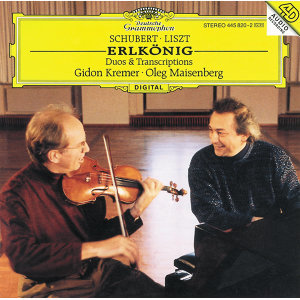 Schubert / Liszt: Erlkönig  Duos & Transcriptions