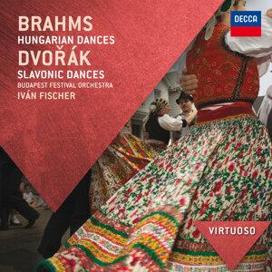 Brahms: Hungarian Dances / Dvorak: Slavonic Dances
