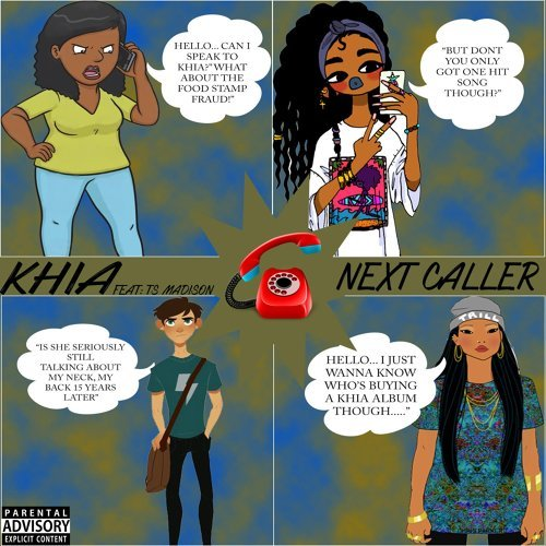 Next Caller (feat. Ts. Madison)