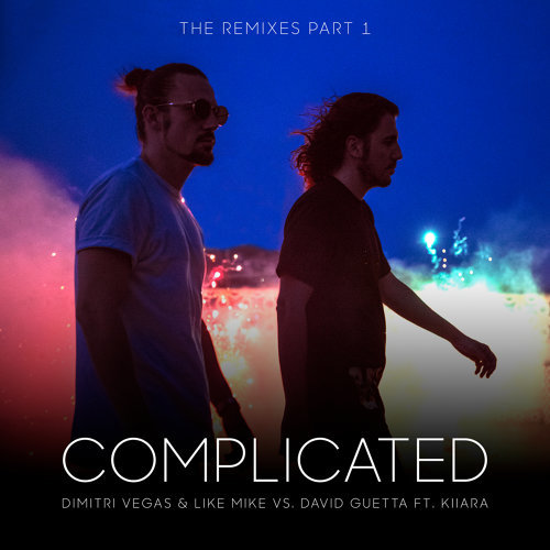 Complicated - The Remixes Part 1