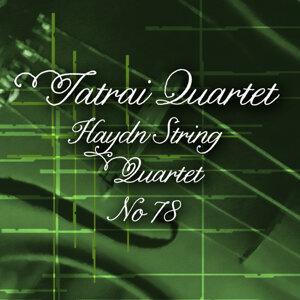Haydn String Quartet No 78