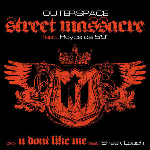 "Street Massacre (feat. Royce Da 5'9) [12""]"