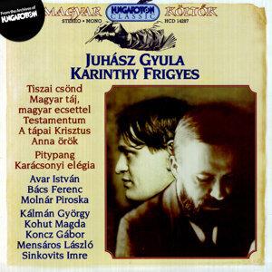 Magyar költők - Juhász Gyula, Karinthy Frigyes