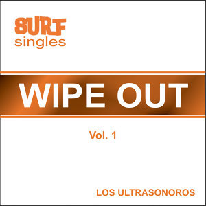 Surf Singles - Wipe out - Vol. 1