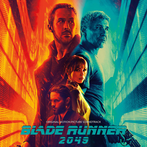 Blade Runner 2049 (Original Motion Picture Soundtrack) (銀翼殺手2049電影原聲大碟)