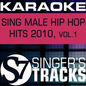 Sing Male Hip Hop Hits 2010, Vol. 1 (Karaoke)