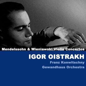 Mendelssohn & Wieniawski Violin Concertos