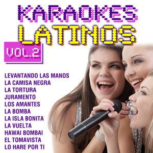 Karaokes Latinos   Vol. 2