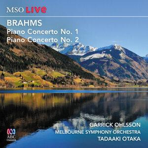 Brahms Piano Concerto No. 1 and Piano Concerto No. 2