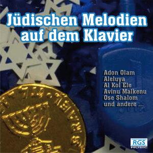Jüdischen Melodien Auf Dem Klavier