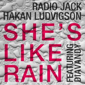 She's Like Rain - EP