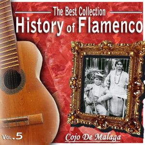 The Best Collections. History of Flamenco.Vol. 5: Cojo De Malaga
