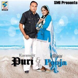 Karamjit Puri & Miss Pooja